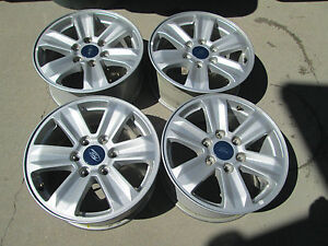 17 Ford F150 Factory Wheels Rims