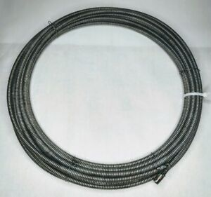1 2 X 75 Replacement Drain Cable Snake W aircraft Wire Core