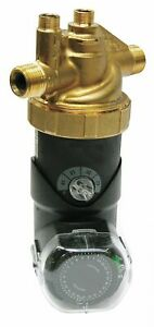 1 150 Hp Lead Free Brass Volute Fixed Thermostat With Timer Hot Water