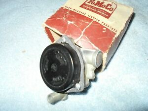 1957 1958 Up Ford T Bird Mercury Choke Assembly Nos Works Fine