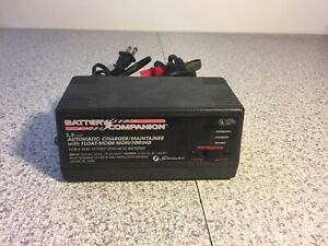 Battery Charger Atv Car Charger Maintainer Schumacher Se 1562a 1 5 Amp 6v 12v