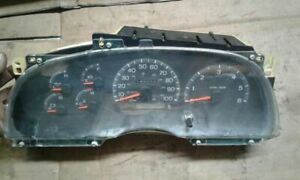 Speedometer Cluster Kph With Tachometer Fits 97 98 Ford F150 Pickup 49512