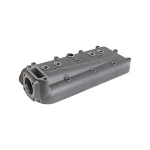 Model A Ford Cylinder Head 5 5 1 High Compression Cast Iron Police Style