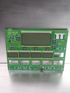 Tokheim Premier C 4 Product Main Lcd Display Board 422594 03