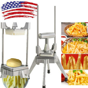 Pro Quality Commercial Vegetable Fruit Dicer Onion Tomato Cut Slicer Chopper Usa