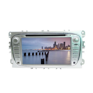 Octa Core Android 8 1 Car Dvd Player Radio Gps For Ford Focus 2008 2010 2 32gb