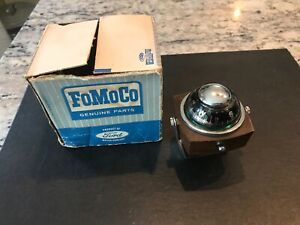 Nos Oem Ford Rotunda Compass Mustang Fairlane Torino Galaxie Cougar Truck Shelby