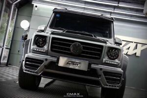 Mercedes benz G63 G65 Ms Style Full Wide Body Kit Front Rear Side