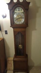 Seth Thomas Grandmother Clock