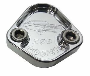 Fuel Pump Block Off Plate Fits Ford Fairlane 390 Engines F160