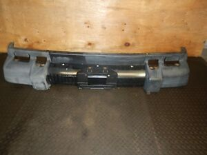 Jeep Cherokee Xj 97 01 Complete Front Bumper With Ends Oem Free Ship
