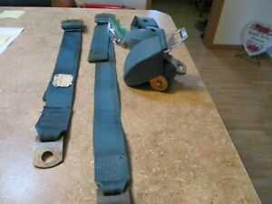 1970 S Chevy Van Gm Seat Belts W Retractors And Hardware