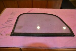 1939 1940 1941 1946 Gmc Chevrolet Pickup Truck Metal Window Frame Driver Side