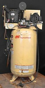 Ingersoll Rand 2475n5 80 Gallon 5hp 175psi Industrial Two Stage Air Compressor