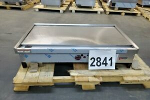 2841 New S d Wolf Teppanyaki Japanese Style Griddle 48 Model Tyg48cn 1