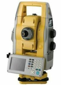 Topcon Gpt 9003m Motorized Total Station For Surveying 9003m Gpt 9000