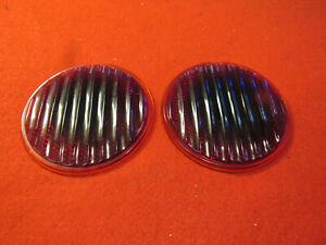 1932 Packard Taillight Lenses