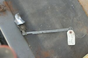 1939 Lincoln Zepher Left Wiper Tower Linkage Br