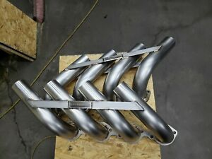 Zoomie Headers Bbc Dragster Chevy 2 1 4 Stainless Steel V Drive