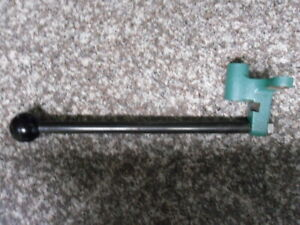 RCBS Press Toggle Block and ball handle