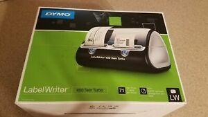 Dymo Labelwriter 450 Twin Turbo Label Thermal Printer Pc Mac 1752266