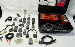 Snap on Mt2500 Automotive Diagnostic Scanner With Extras