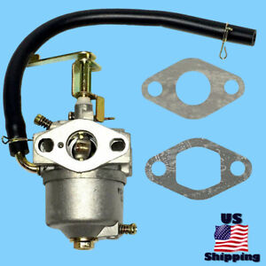 Carburetor For Champion Cpe 100403 1200 1500 Gas Generator Gaskets Fuel Line