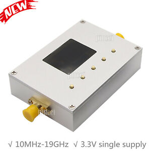 10mhz 19ghz Rf Signal Generator Frequency Source Sweep Oled Software Lmx2595