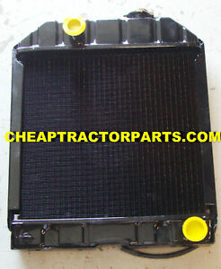 New 2000 3000 2600 3600 4000 4100 4610 4600 2810 2610 Ford Tractor Radiator