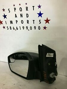 2013 2016 Ford Escape Left Door Lh Driver Side Mirror Gj54 17683 Cc5fm6 Oem