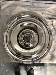 Vintage 1956 Chrysler 15 Hubcap New Yorker Very Good Condition