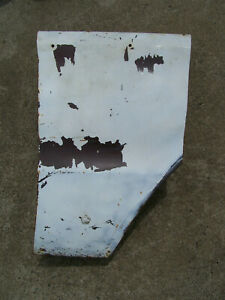 Mopar 66 67 B Body Right Front Fender Repair Panel Gtx Coronet Satellite Charger