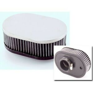 Oval Air Cleaner 2 Inlet 4 5x7 Oval 2 75 Tall Dunebuggy Vw