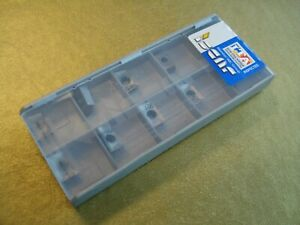 Iscar Milling 10 Pieces Apkt 1003pdr hm Ic328 Carbide Inserts new Sealed Pack