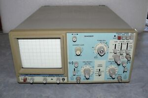 Bk Precision Model 1541b Oscilloscope 40mhz