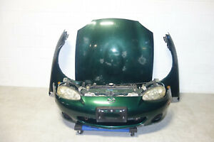 Jdm Mazda Miata Mx 5 Nb8c Bumper Headlights Fenders Hood Core Support 1999 2005