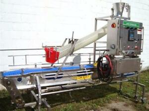 Food Process Systems Stainless Steel Sanitary Box Filler