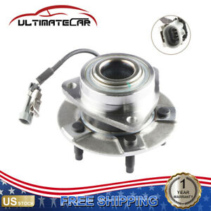 New Front Wheel Hub Bearing Assembly For 05 06 Chevy Equinox 02 07 Saturn Vue