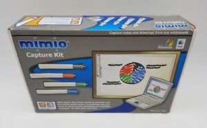Mimio Capture Kit By Virtual Ink For Dry Erase Boards 580 0014