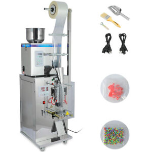 110v 2 65g Powder Particle Weighing And Filling Machine Filler Subpackage