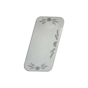 Model A Ford Windwing Glass Etched Leaf Design For Opencars Only 28 25343 1