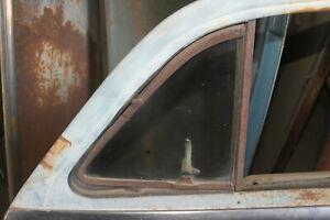 1949 1950 1951 1952 Dodge Left 2 Door Sedan Vent Glass Frame s