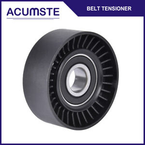 Serpentine Belt Tensioner Pulley For Vw Chevy Town And Country Jeep Wrangler