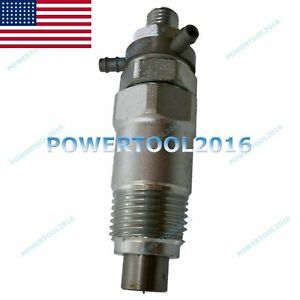 New Fuel Injector Assy 3974254 For Bobcat 1600 645 743 With Kubota V1702 Engine