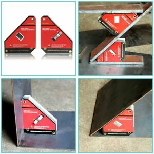 Wm1 4590s Welding Magnet Holder Magnetic Clamp On off Single Switch 45 90 Small