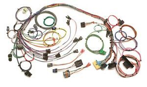 Painless Wiring 60103 Gm Tpi Fuel Injection Harness 90 92 Camaro Corvette