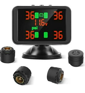 Tymate Tpms Wireless Tire Pressure Monitoring System 3 7in Lcd Screen Real time