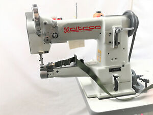 Nt 335bh long Arm Walking Foot Heavy Duty Sewing Machine