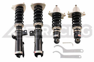 Bc Br Series Extreme Low Series Coilover Kit For 05 10 Scion Tc W Camber Plates