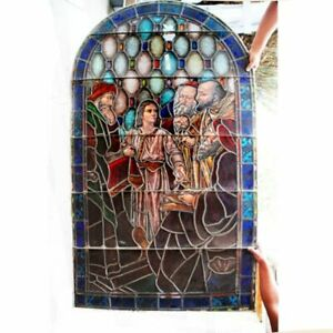 Stained Glass Windows The Story Of Jesus 7846